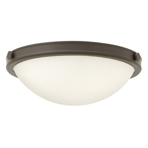 Hinkley Lighting Hinkley Lighting Maxwell Oil Rubbed Bronze Flushmount Light 3782OZ