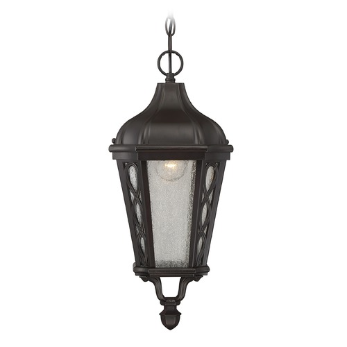 Savoy House Savoy House Lighting Hamilton English Bronze Outdoor Hanging Light 5-412-13