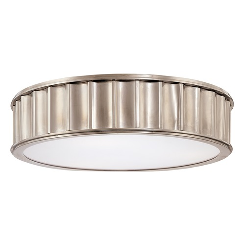 Hudson Valley Lighting Flushmount Light in Historic Nickel Finish 912-HN