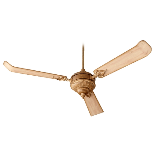 Quorum Lighting Quorum Lighting Brewster French Umber Ceiling Fan Without Light 27603-94