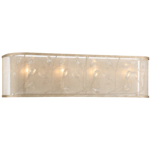 Minka Lavery Minka Sara's Jewel Nanti Champaign Silver Bathroom Light 3434-252