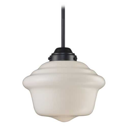 Elk Lighting Schoolhouse Pendant Light 69050-1