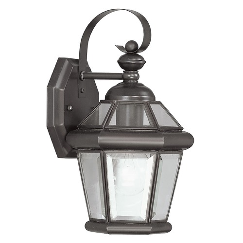 Livex Lighting Livex Lighting Georgetown Bronze Outdoor Wall Light 2061-07