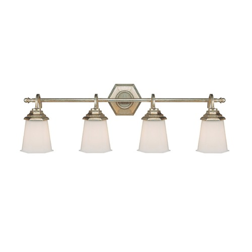 Capital Lighting Capital Lighting Fifth Avenue Winter Gold Bathroom Light 1069WG-101