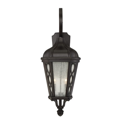 Savoy House Savoy House Lighting Hamilton English Bronze Outdoor Wall Light 5-414-13