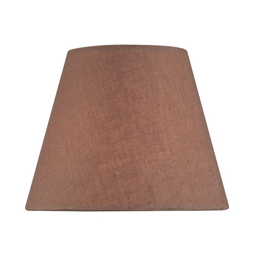 Lite Source Lighting Linen Empire Lamp Shade with Clip-On Assembly CH5213-5