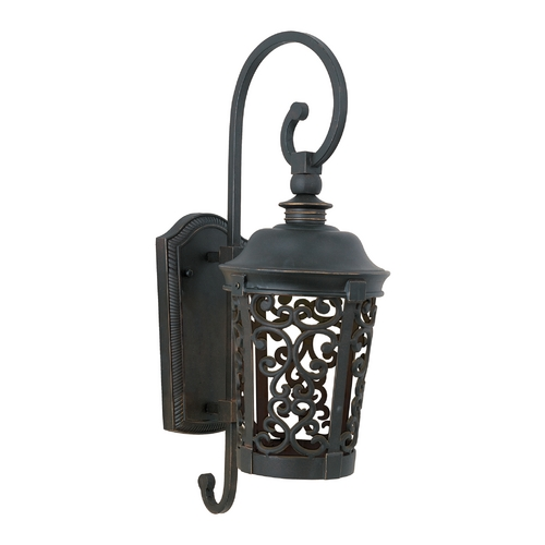Maxim Lighting Maxim Lighting Whisper Dark Sky Ee Bronze Outdoor Wall Light 86393BZ