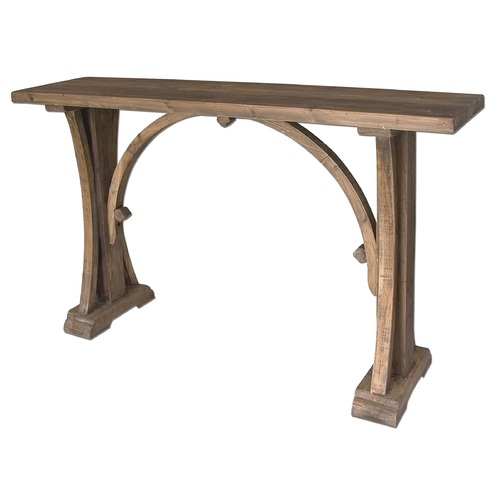 Uttermost Lighting Uttermost Genessis Reclaimed Wood Console Table 24302