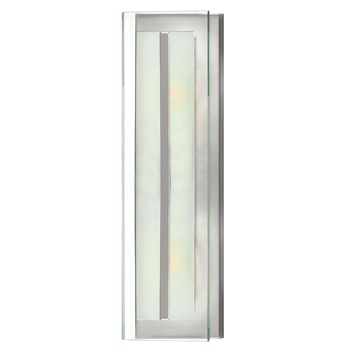 Hinkley Lighting Hinkley Lighting Latitude Brushed Nickel Sconce 5651BN