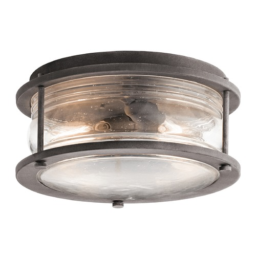 Kichler Lighting Kichler Lighting Ashland Bay Close To Ceiling Light 49669WZC