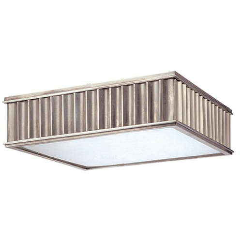 Hudson Valley Lighting Flushmount Light in Historic Nickel Finish 931-HN