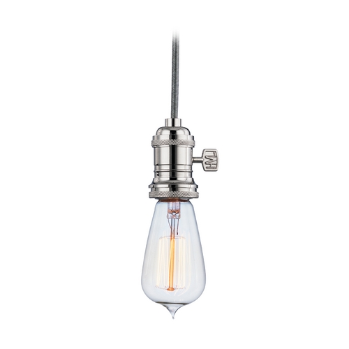 Hudson Valley Lighting Mini-Pendant Light 8002-PN