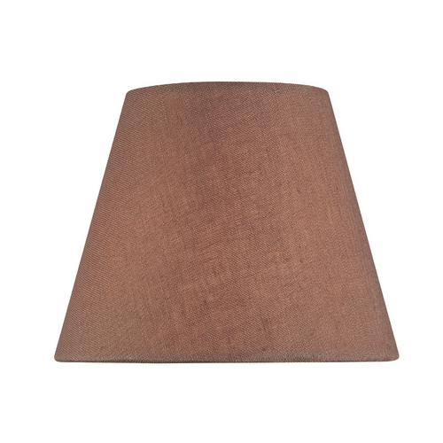 Lite Source Lighting Linen Empire Lamp Shade with Clip-On Assembly CH5213-6
