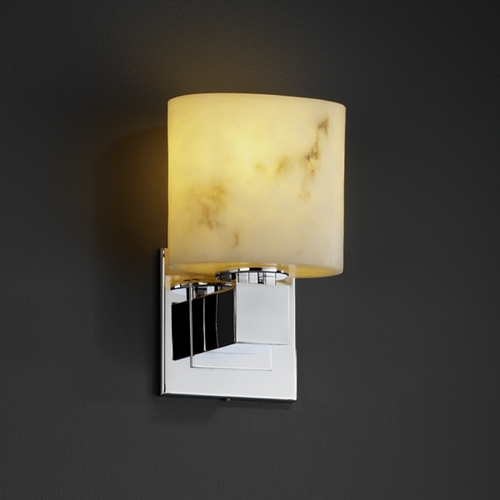 Justice Design Group Justice Design Group Lumenaria Collection Sconce FAL-8707-30-CROM