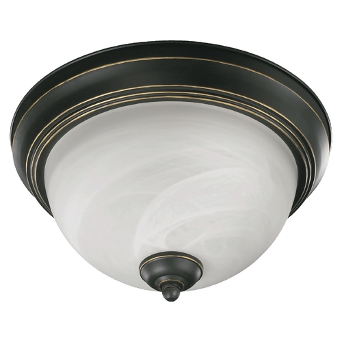 Quorum Lighting Quorum Lighting Old World Flushmount Light 3066-11-95
