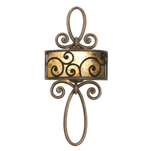 Kalco Lighting Kalco Lighting Windsor Antique Copper Sconce 5405AC