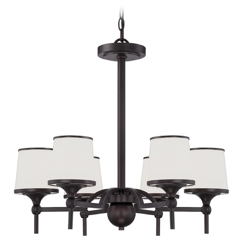 Savoy House Savoy House English Bronze Chandelier 1-4381-6-13