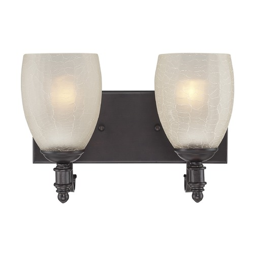 Savoy House Savoy House Lighting Duvall English Bronze Bathroom Light 8-627-2-13