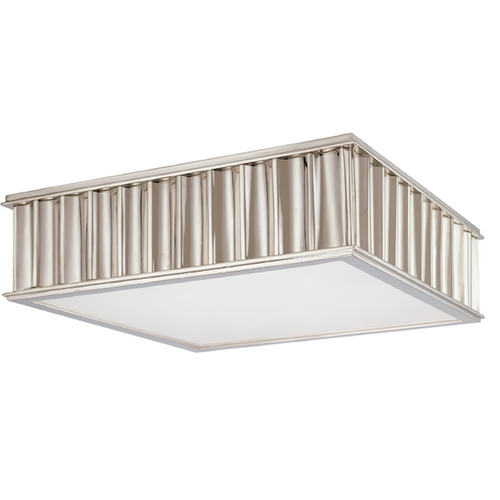 Hudson Valley Lighting Flushmount Light in Polished Nickel Finish 931-PN