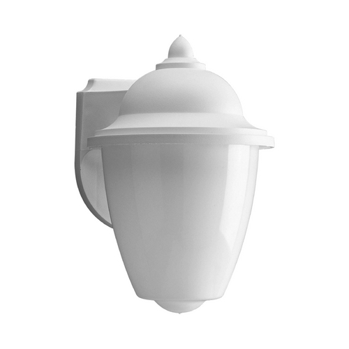 Progress Lighting Progress Outdoor Wall Light with White in White Finish P5844-30