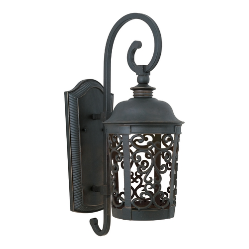 Maxim Lighting Outdoor Wall Light in Bronze Finish 86394BZ