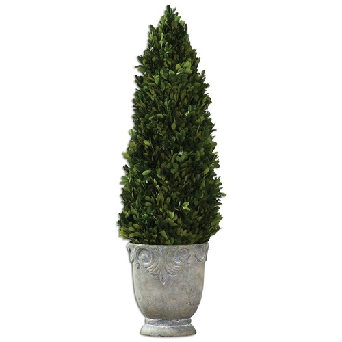 Uttermost Lighting Uttermost Boxwood Cone Topiary 60111