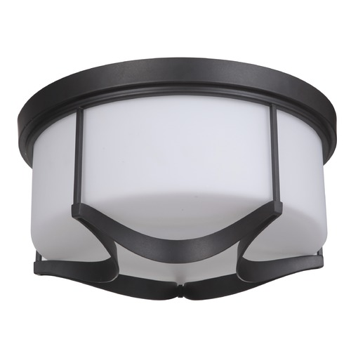 Jeremiah Lighting Jeremiah Lighting Sydney Espresso Flushmount Light 39083-ESP