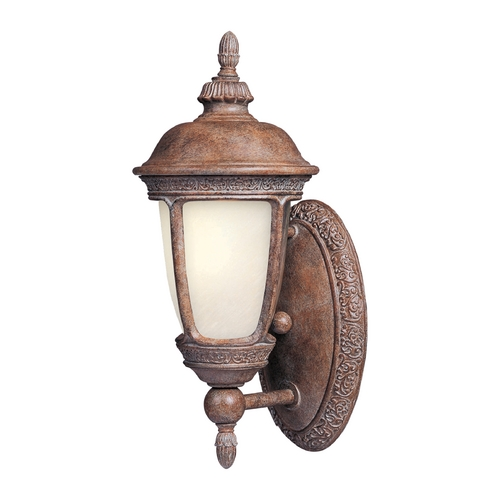 Maxim Lighting Maxim Lighting Knob Hill Ee Sienna Outdoor Wall Light 86462SFSE