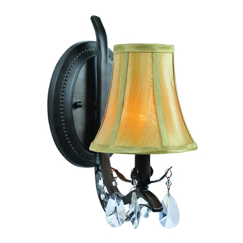Lite Source Lighting Lite Source Lighting Macy Dark Bronze Wall Lamp C71284-W