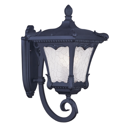 Livex Lighting Livex Lighting Millstone Black Outdoor Wall Light 7986-04