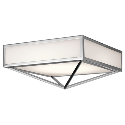 Kichler Lighting Kichler Lighting Savoca LED Flushmount Light 43649CHLED