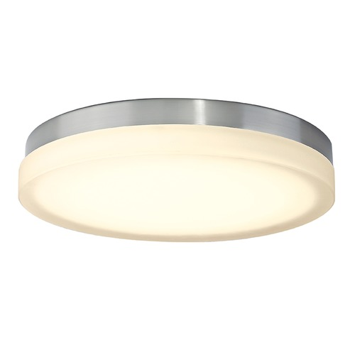 WAC Lighting Slice LED Flush Mount FM-4115-27-BN