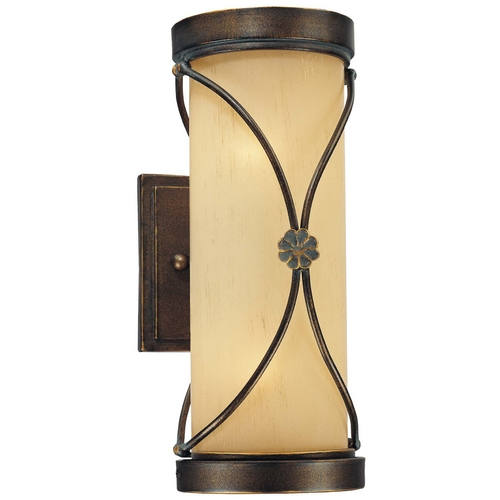 Minka Lavery Deep Flax Bronze Bathroom Light - Vertical or Horizontal Mounting 6232-288