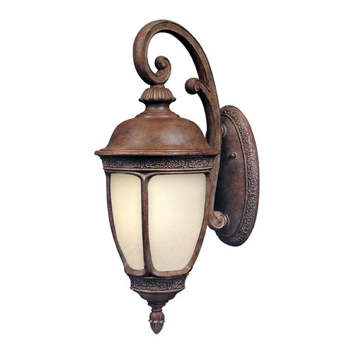 Maxim Lighting Maxim Lighting Knob Hill Ee Sienna Outdoor Wall Light 86464SFSE