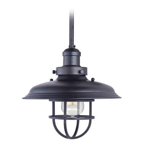 Maxim Lighting Maxim Lighting Mini Hi-Bay Bronze Pendant Light 25051BZ/BUI
