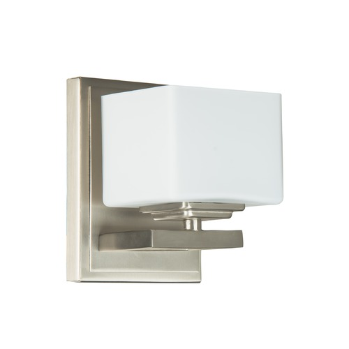 Craftmade Lighting Craftmade Encanto Brushed Nickel Sconce 13306BNK1