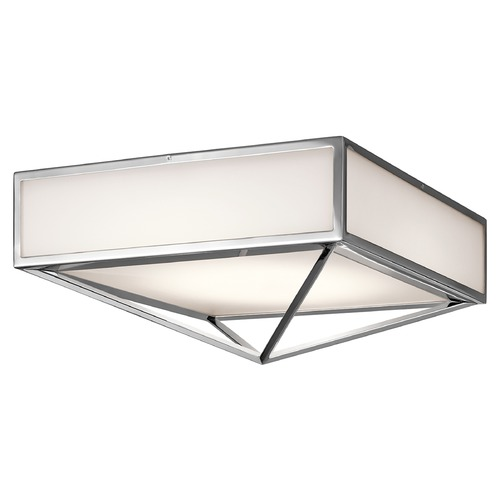 Kichler Lighting Kichler Lighting Savoca LED Flushmount Light 43650CHLED