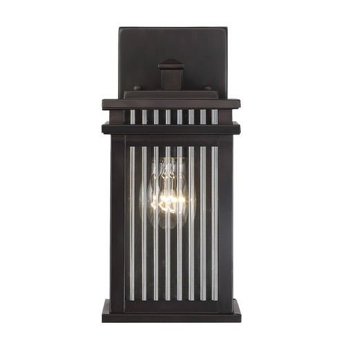 Savoy House Savoy House Lighting Radford English Bronze Outdoor Wall Light 5-510-13