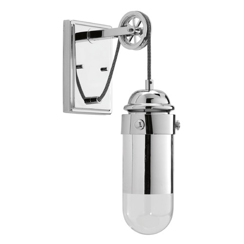 Progress Lighting Progress Lighting Beaker Polished Chrome LED Sconce P7117-1530K9