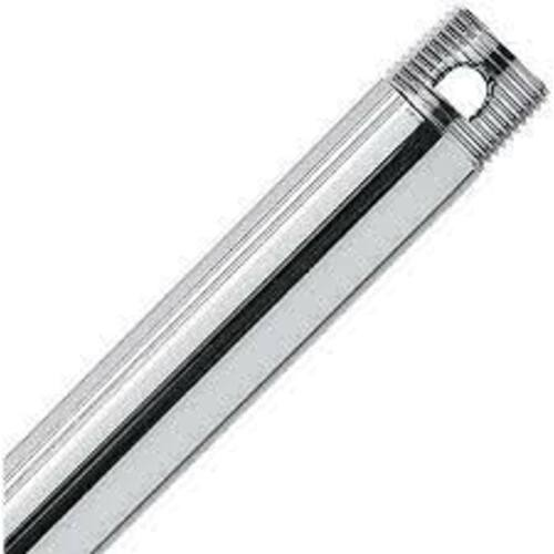 Minka Aire 12-Inch Downrod for Minka Aire Fans - Chrome Finish DR512-CH