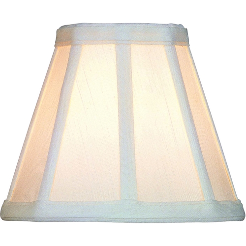 Lite Source Lighting Octagon Lamp Shade with Clip-On Assembly CH524-6