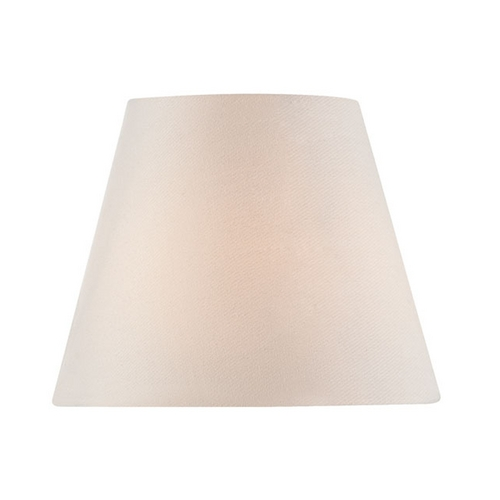 Lite Source Lighting Linen Empire Lamp Shade with Clip-On Assembly CH5217-5