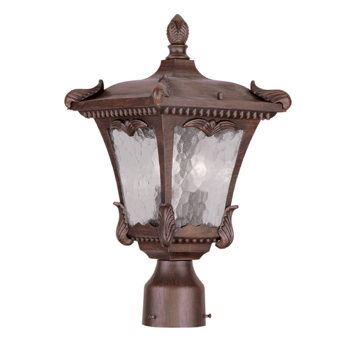 Livex Lighting Livex Lighting Millstone Imperial Bronze Post Light 7984-58