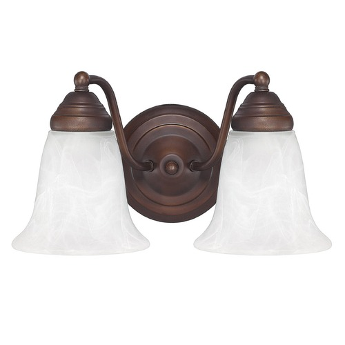 Capital Lighting Capital Lighting Burnished Bronze Bathroom Light 1362BB-117