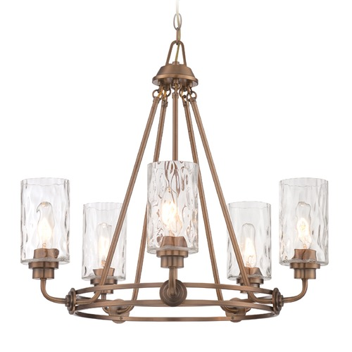 Designers Fountain Lighting Designers Fountain Gramercy Park Old Satin Brass Chandelier 87185-OSB