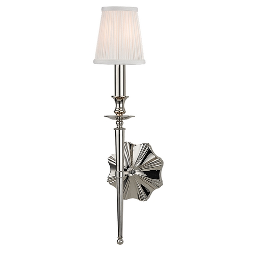 Hudson Valley Lighting Hudson Valley Lighting Ellery Polished Nickel Sconce 9921-PN