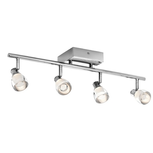 Elan Lighting Elan Lighting Haisle Chrome LED Bathroom Light 83628