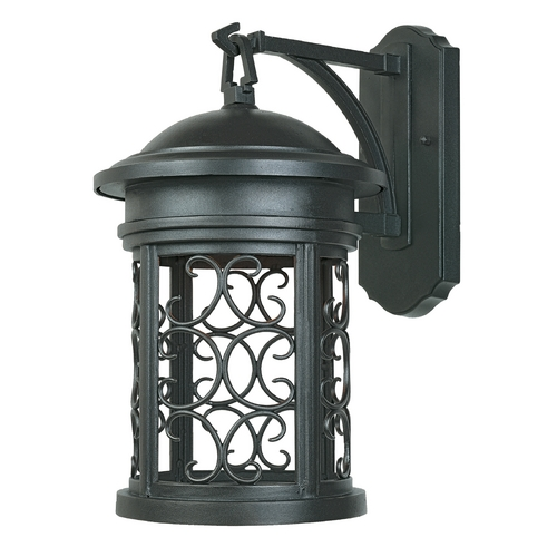 Designers Fountain Lighting Outdoor Wall Light in Oil Rubbed Bronze Finish 31121-ORB