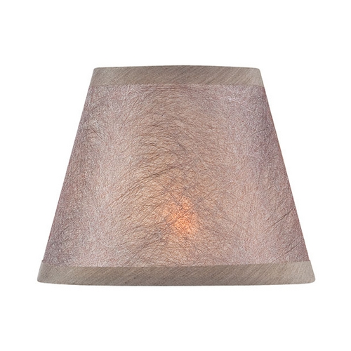 Lite Source Lighting Linen Empire Lamp Shade with Clip-On Assembly CH5218-5