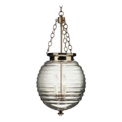 Robert Abbey Lighting Robert Abbey Beehive Pendant Light D616